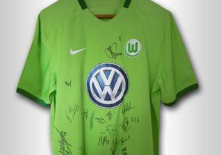 Wolfsburg Trikot 2016