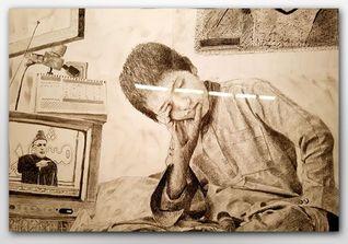 Zeichnung Kasra Nikbin