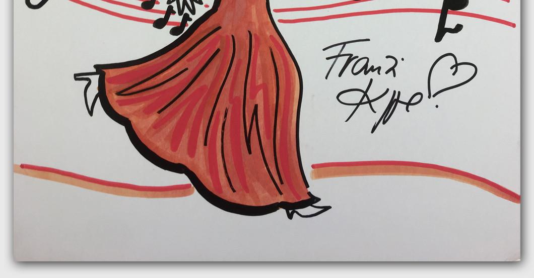 Zeichnung Knuppe