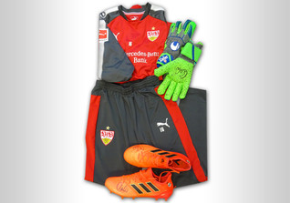 Zielers Trainingsoutfit