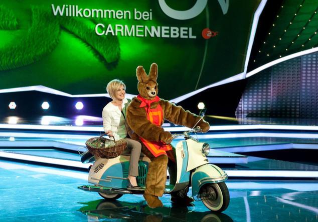 Zu Gast in ZDF Show