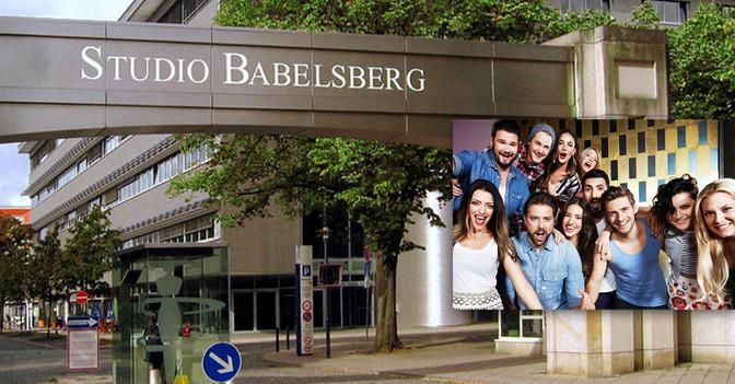 Zum Filmpark Babelsberg