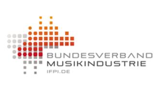 Bundesverband Musikindustrie: Der Bundesverband Musikindustrie vertritt die Interessen von rund 350 Labels und Musikunternehmen