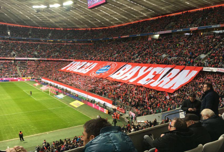 Exklusiv bei FC Bayern-Schalke