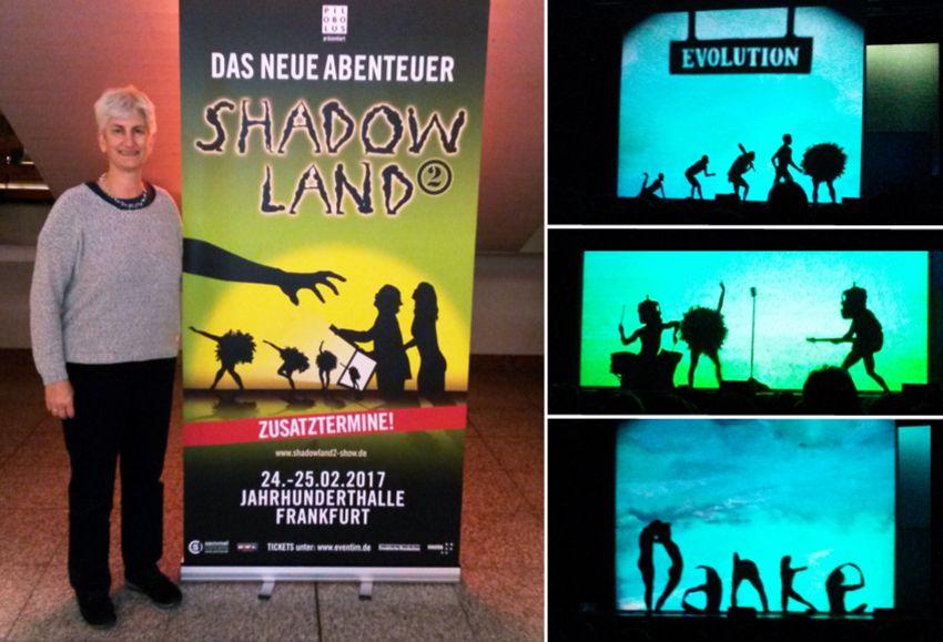 Fasziniert von der neuen Shadowland-Show