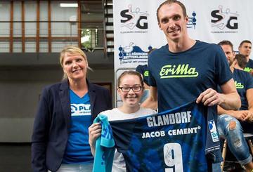 Michelle mit Holger Glandorf