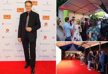 Thorsten bei Movie meets MEdia