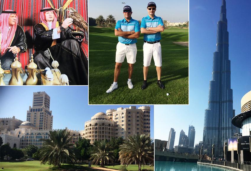 Traumhafter Urlaub in Dubai