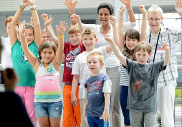 Aktion Kinder Schlaganfall-Hilfe: Kinder und Schlaganfall – Wenn Kinder der Schlag trifft