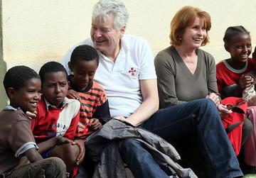 Medizinisch-humanitäre Hilfe für Kinder in Not