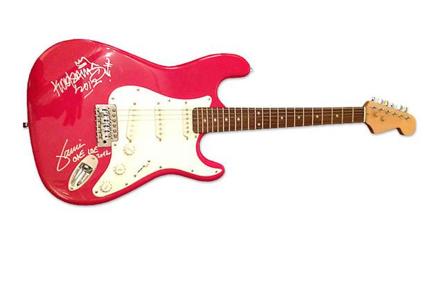 Gitarre von Xavier Naidoo