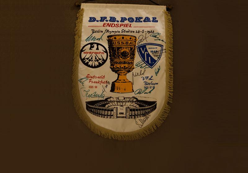 Fan-Wimpel Pokalfinale