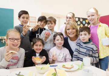 brotZeit e.V. - Kostenloses Schulfrühstück