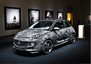 Opel ADAM by Bryan Adams1