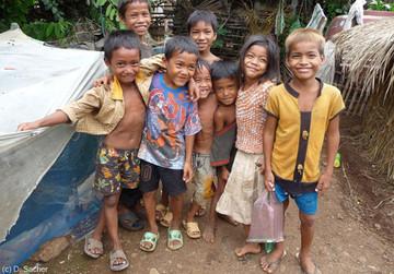 Cambodia Family Support - Mut und Kraft zur Selbsthilfe