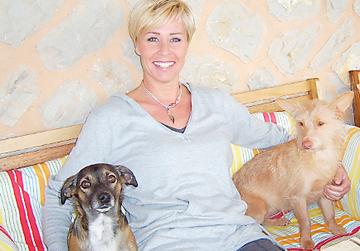 Der Verein von Sonja Zietlow fördert und unterstützt die Mensch-Hund-Beziehung