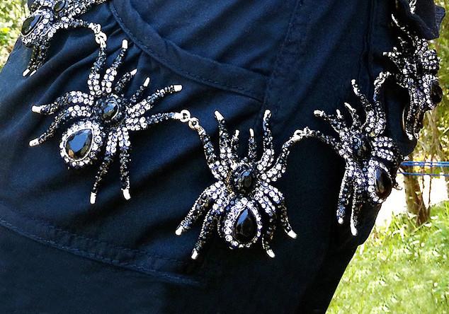 Sonjas Spinnenkette