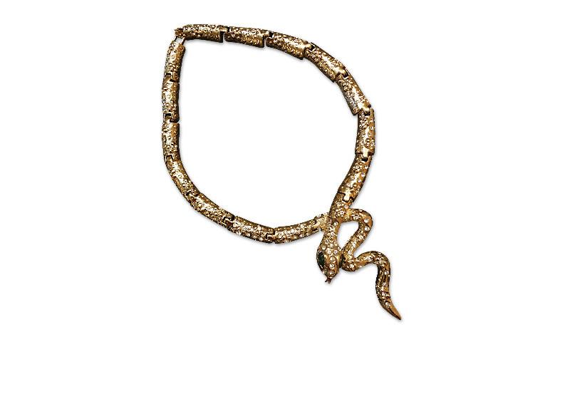 Zietlows Schlangekette