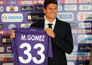 Florenz-Trikot Gomez