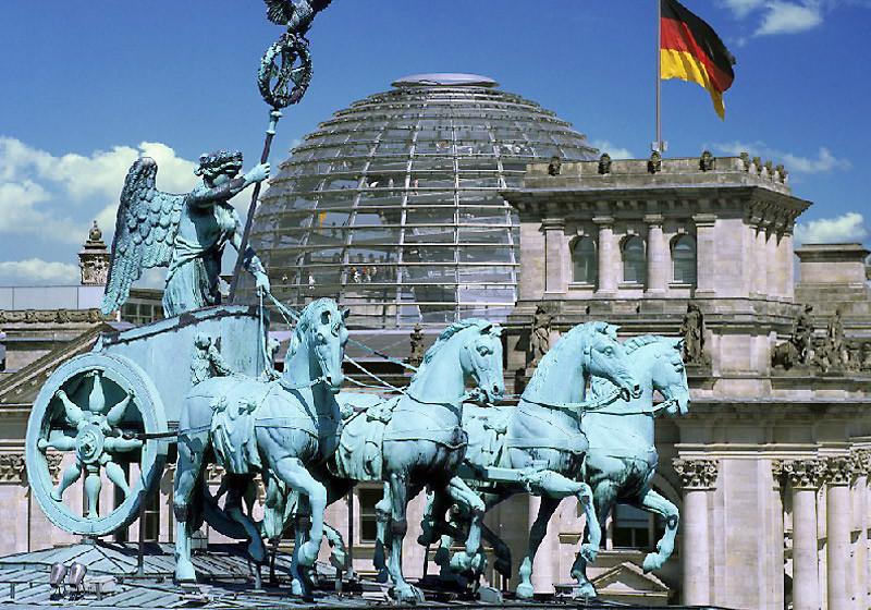 Berlin mit Gottschalk erleben und sich die Sehenswürdigkeiten ansehen