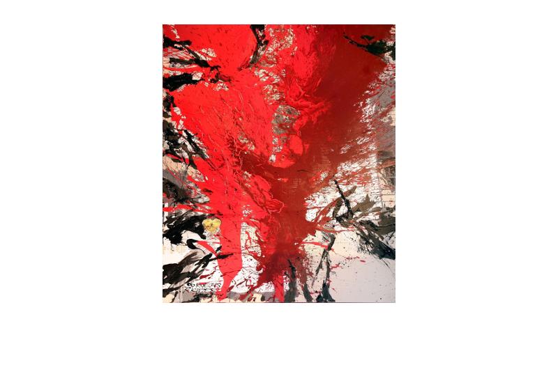 Das einmalige Gemälde von Richter mit besonderer Strahlkraft