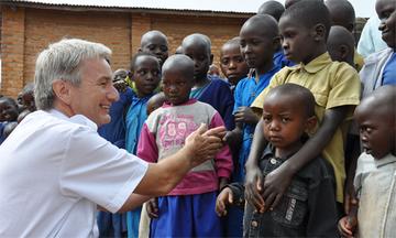 FLY & HELP: Ruanda