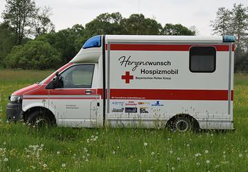 Herzenswunsch-Hospizmobil
