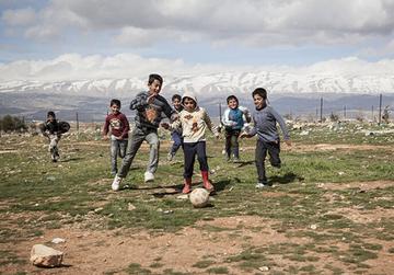 Hilfe für die Seele: Schutz- und Spielräume in Flüchtlingslagern