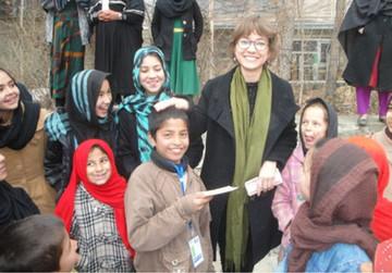 Hilfe für Straßenkinder und deren Familien in Kabul -