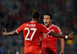 Bayern-Trikot Alaba