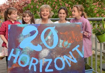 Das HORIZONT-Haus hilft wohnungslosen Müttern und Kindern auf die Beine zu kommen