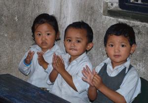 Bildung für Tibets Kinder