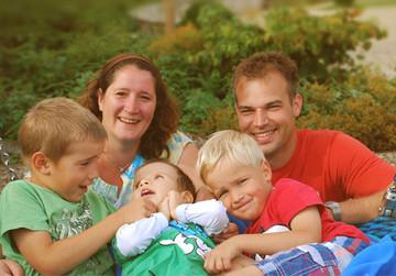 Begleitung für Familien mit unheilbar und lebensverkürzend erkrankten Kindern