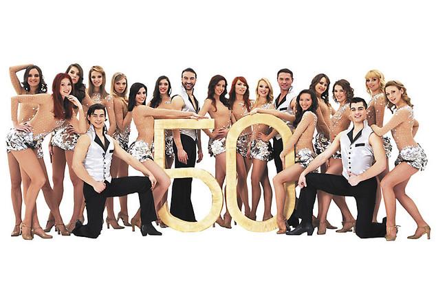 Fernseh-Ballet Geburtstag