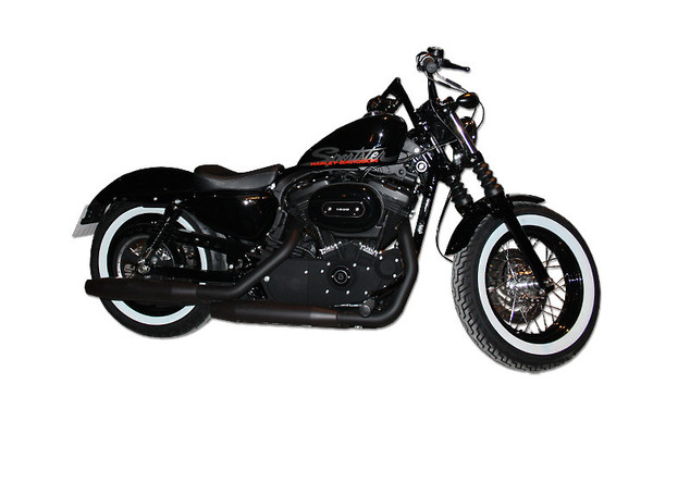 Maffay's Harley Davidson