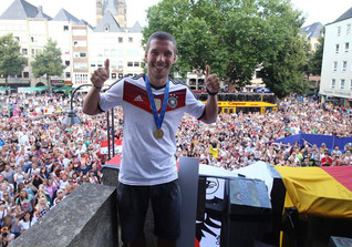 Armband Lukas Podolski