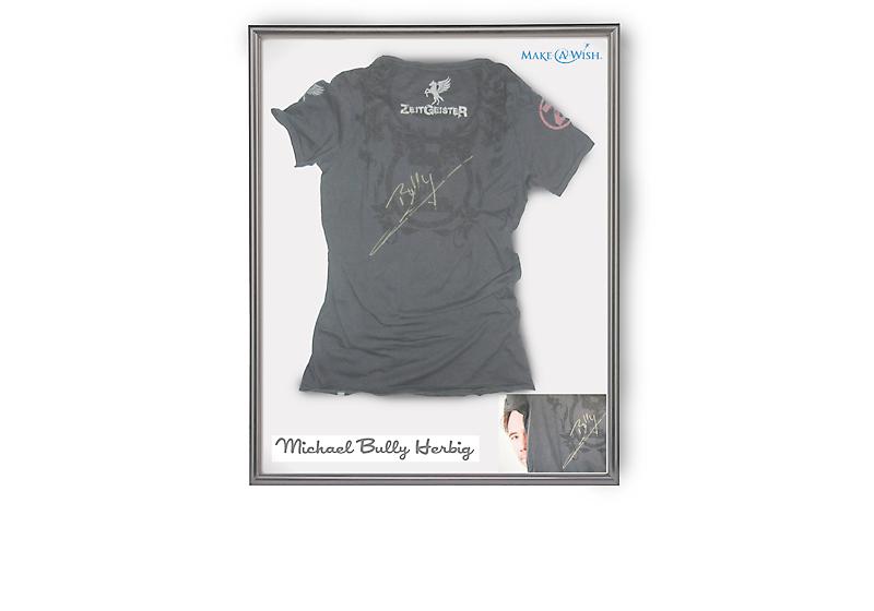 Shirt von Bully Herbig