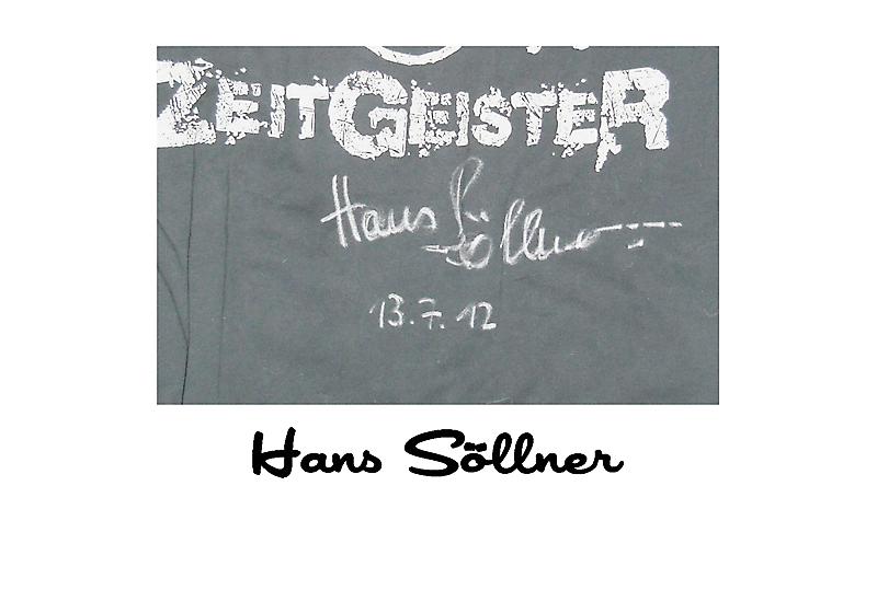 Shirt von Hans Söllner