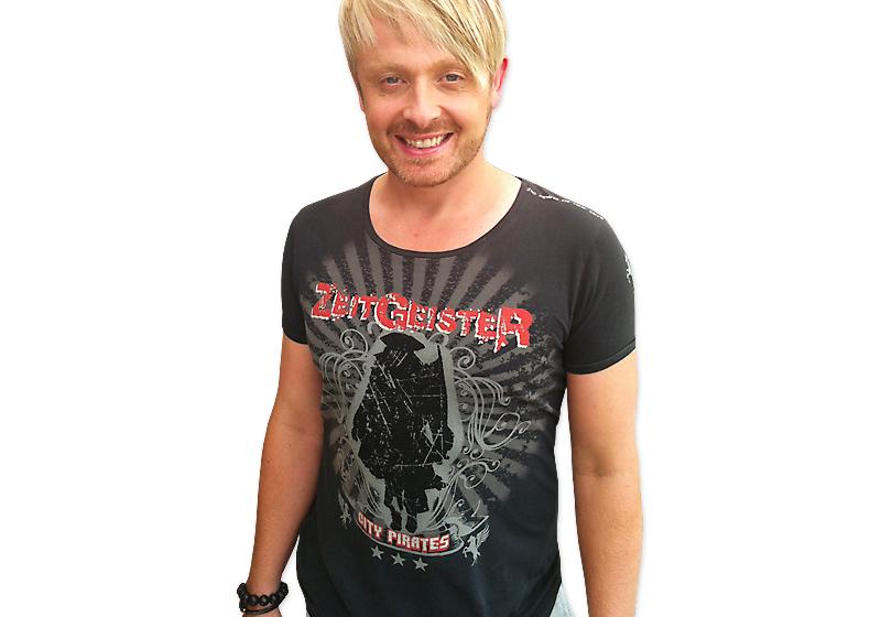 Shirt von Ross Antony