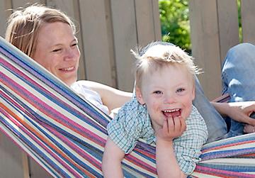 Familien mit behinderten und unheilbar kranken Kindern sollen hier unterstützt werden