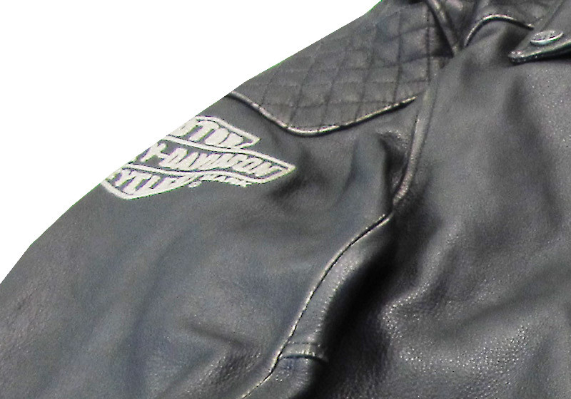 Harley Davidson Jacke Ger Jahre
