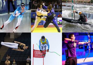 Förderung von Nachwuchs- und Spitzensportlern in Olympischen Disziplinen