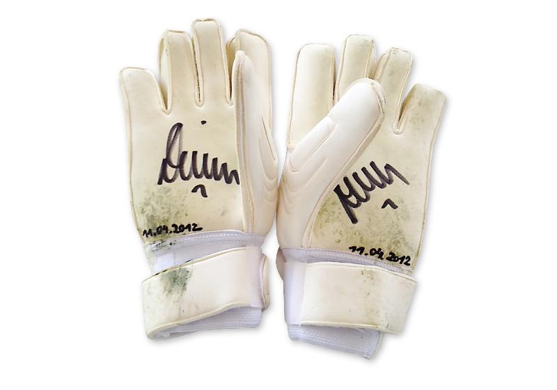 Handschuhe Weidenfeller