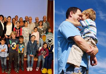 Santa Isabel e.V. & Einfach Helfen e.V. - Hilfe für Familien, die durch ein Schicksal in existenzielle Not geraten sind