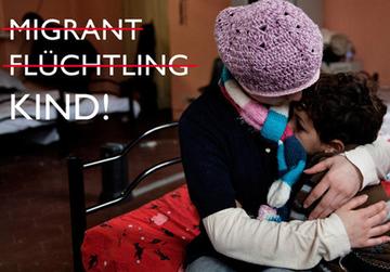 Save the Children - Hilfe für syrische Flüchtlingskinder in Ägypten
