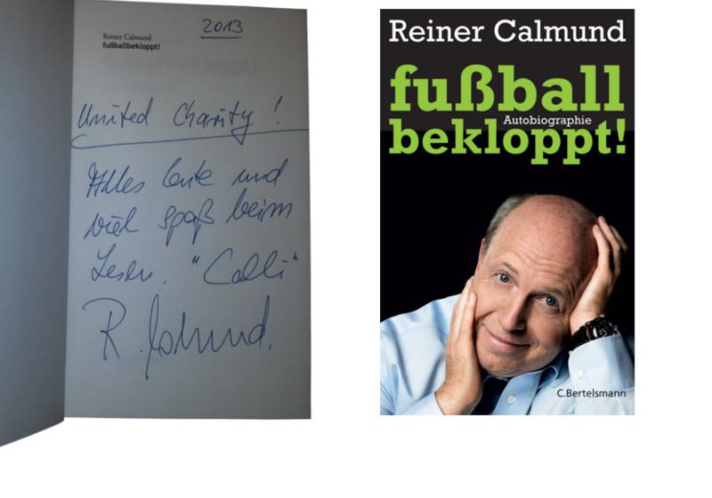 autobiografie von reiner calmund - Reiner Calmund Lebenslauf