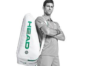 Djokovic-Tasche signiert