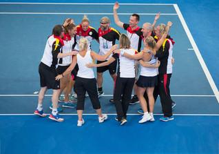 Poloshirt  Fed Cup Team