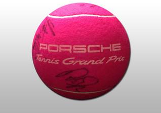 Signierter Giantball