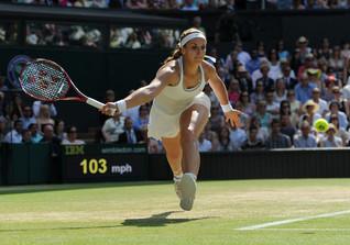 Tennisoutfit Lisicki
